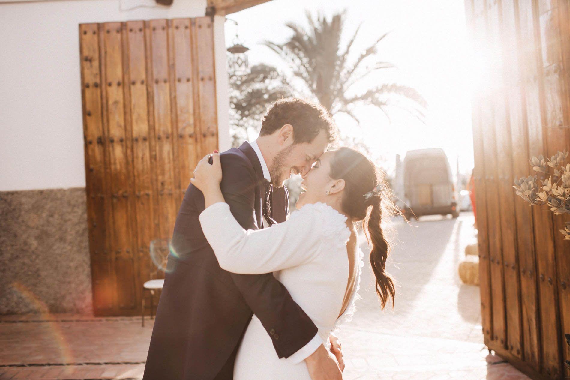 boda en cortijo el madroño